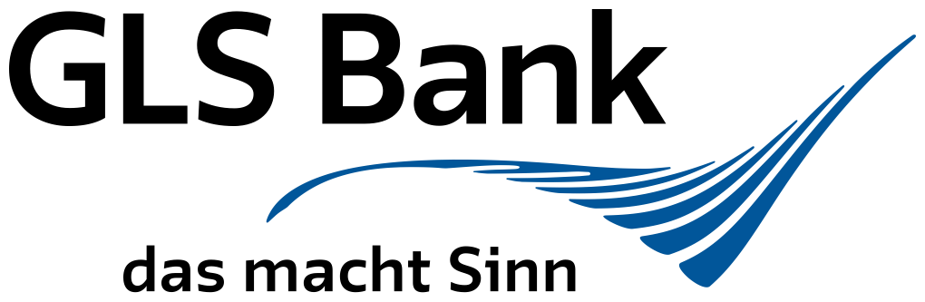 Nachhaltige Bank | Vegane Aktien | Grün Investieren | Ethisches Investieren | nachhaltige ETFs - GLS Bank Logo © GLS Bank