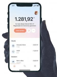 Nachhaltiges Banking - Tomorrow Bank