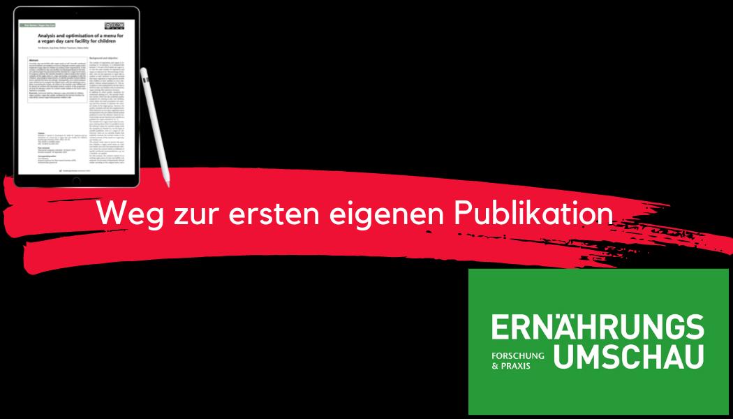 Weg zur ersten eigenen Publikation - Tim Ritzheim