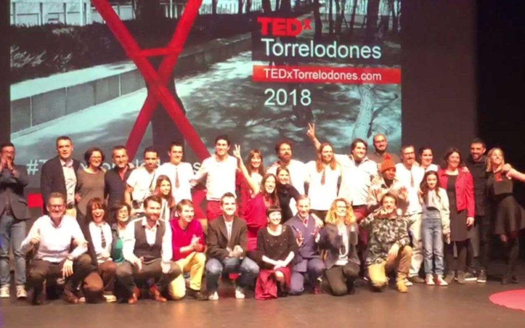 MI EXPERIENCIA COMO MICRO-PONENTE EN TEDX TORRELODONES 2018