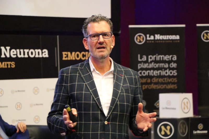 Julio de la Iglesia y la gestion del miedo en La Neurona Summits Emociones en Madrid 6
