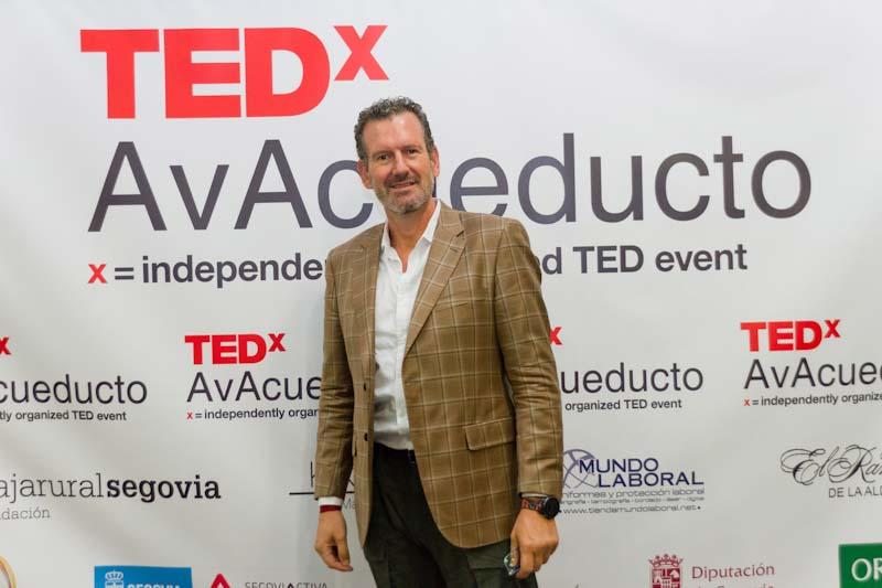 julio de la iglesia tedax coach charla TEDx Segovia 2