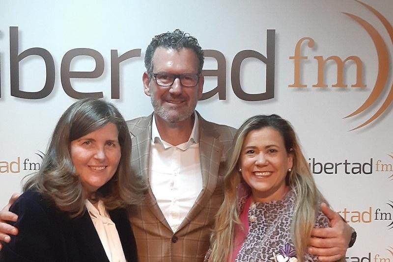 Entrevista a Julio de la Iglesia, TEDAX y Coach, en Libertad FM (2)