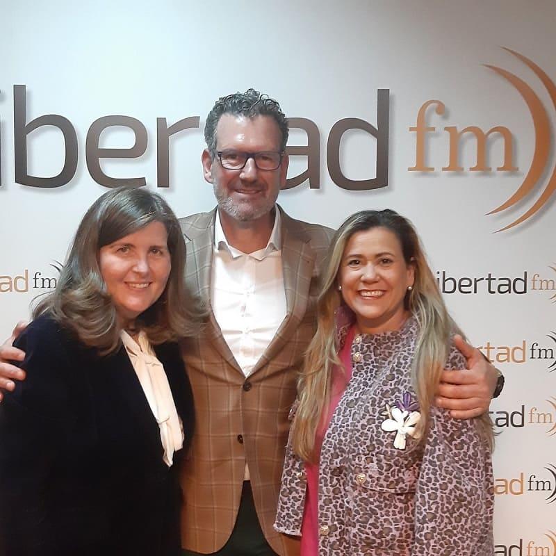 Entrevista a Julio de la Iglesia, TEDAX y Coach, en Libertad FM