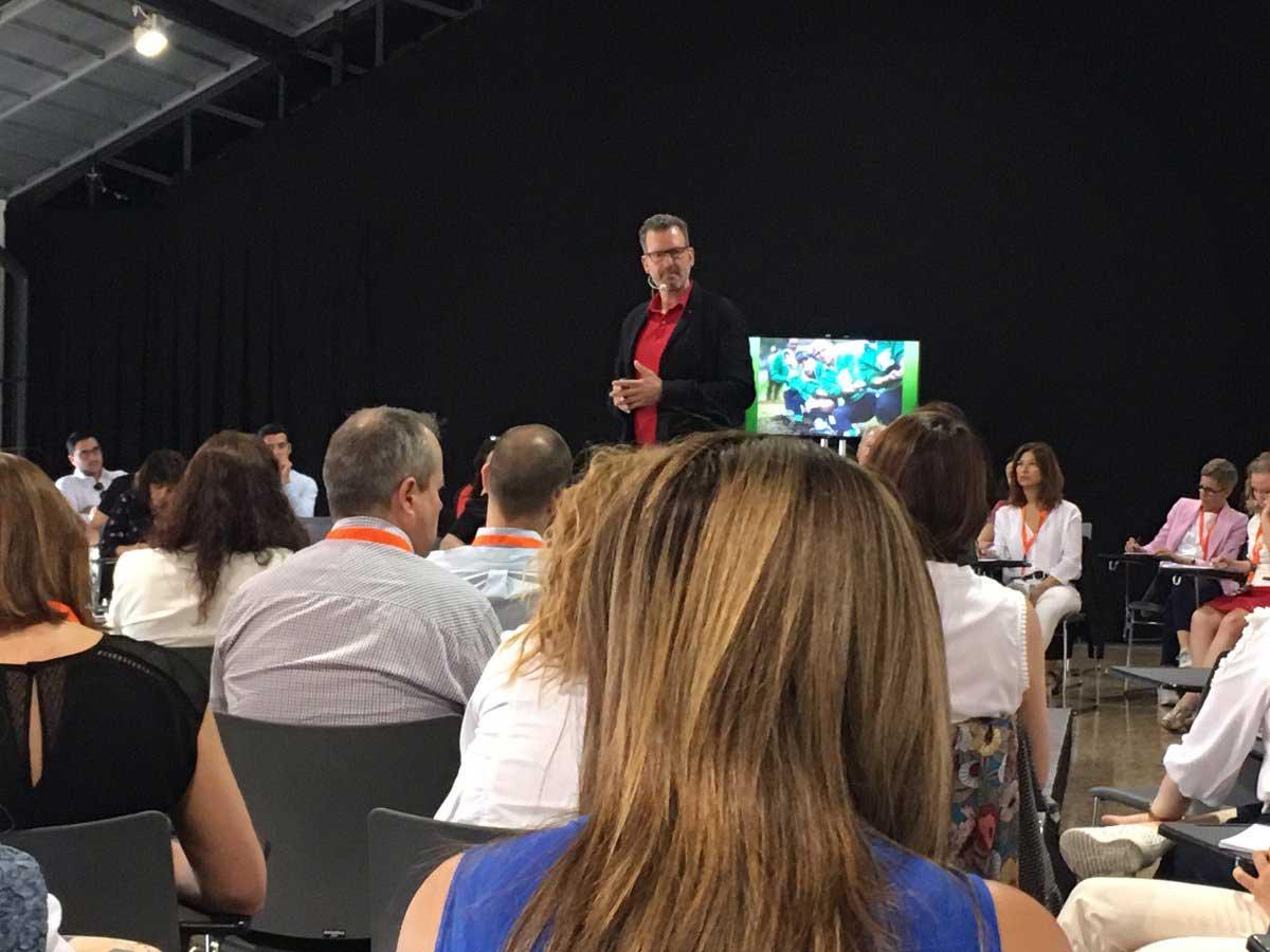 Ponencia de Julio de la Iglesia en Congreso Internacional de Coaching Ejecutivo AECOP