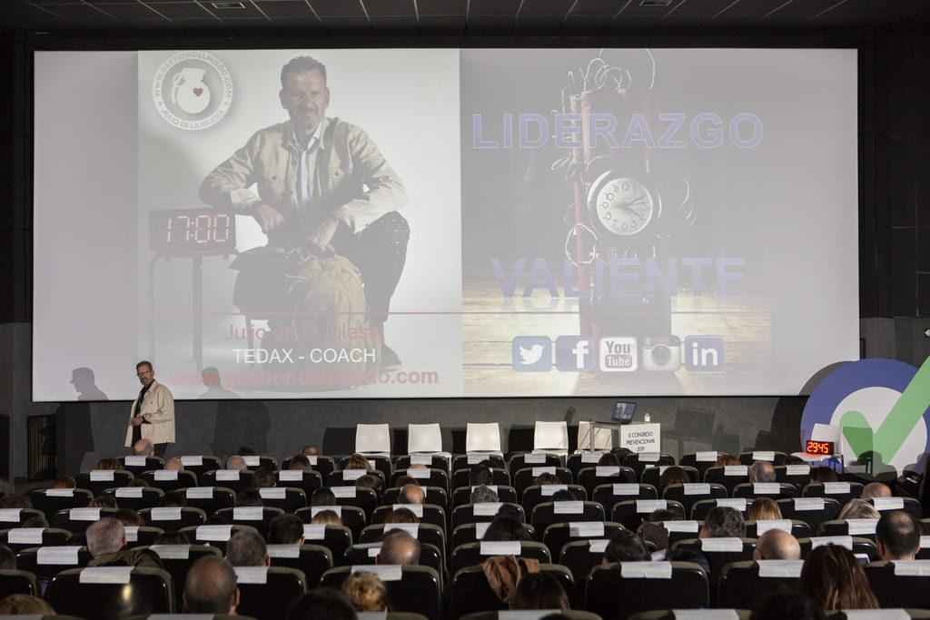 Julio de la Iglesia en el Congreso Prevencionar de Madrid