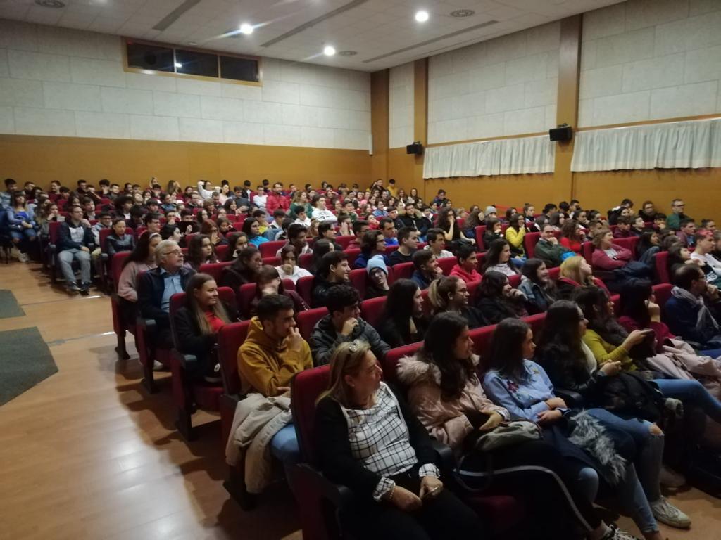 Julio de la Iglesia en la III edición la Semana del Emprendimiento en Valdemoro