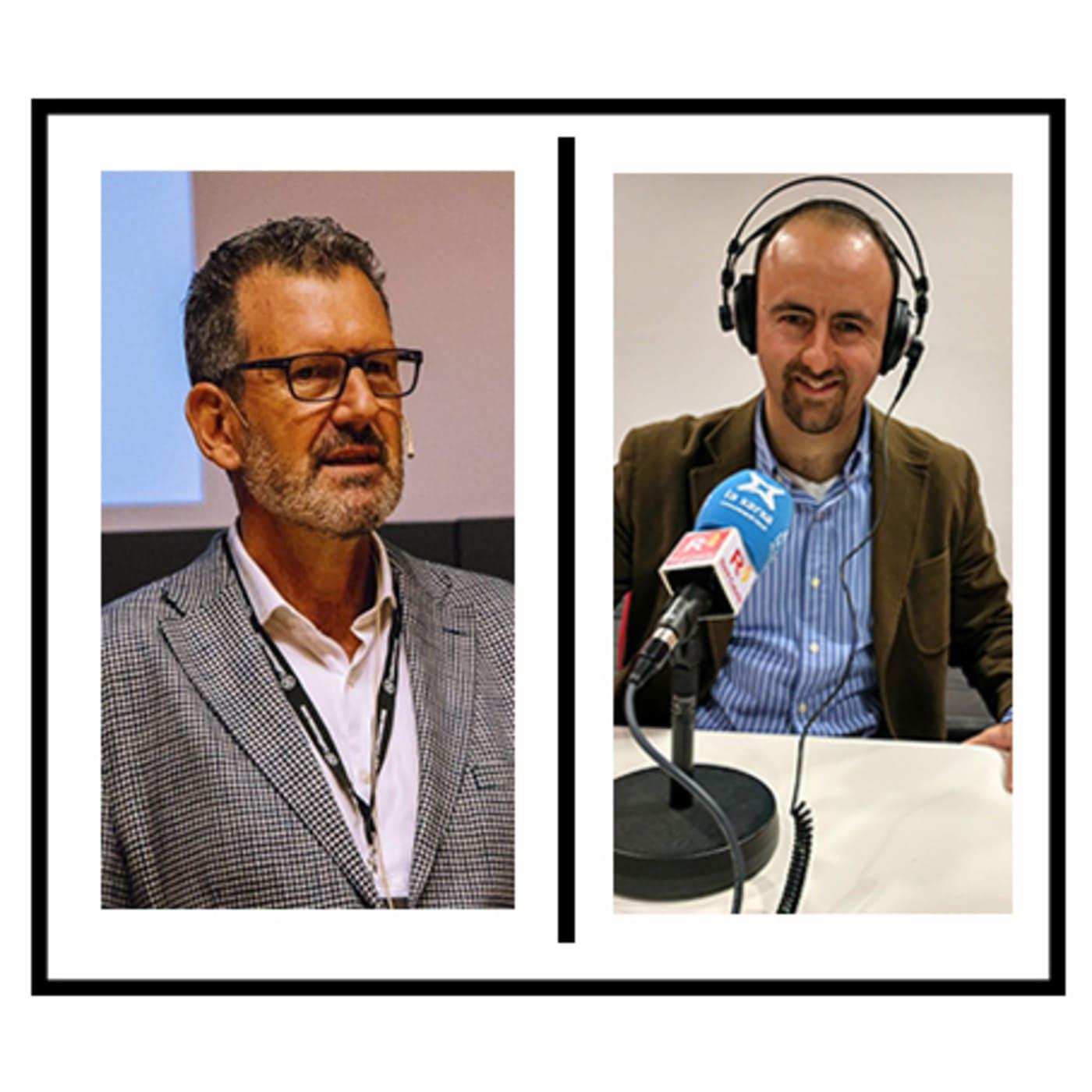 Entrevista a Julio de la Iglesia en 'Liderazgo y Estrategia' de Radio Sant Cebrià