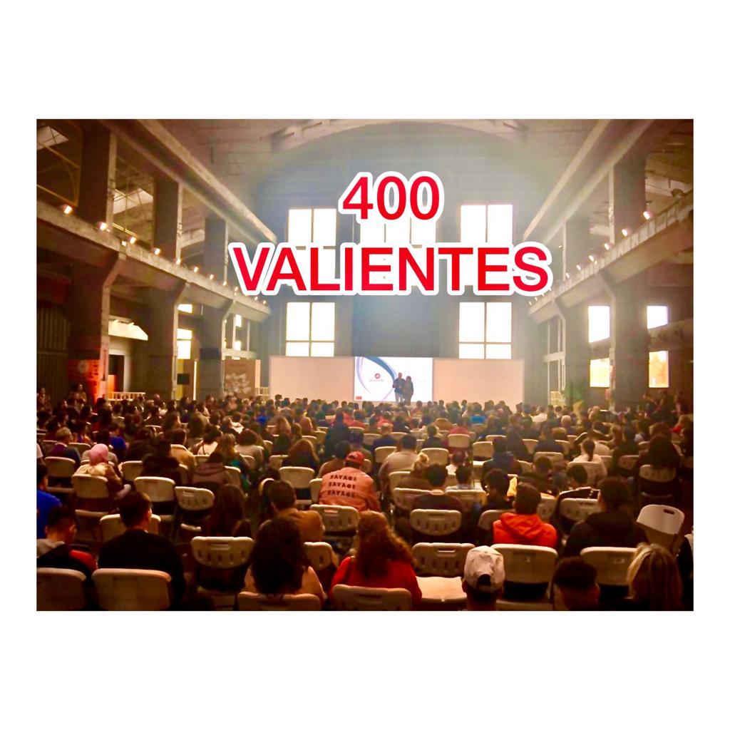 Julio de la Iglesia en el evento solidario MEJORES (2/10)