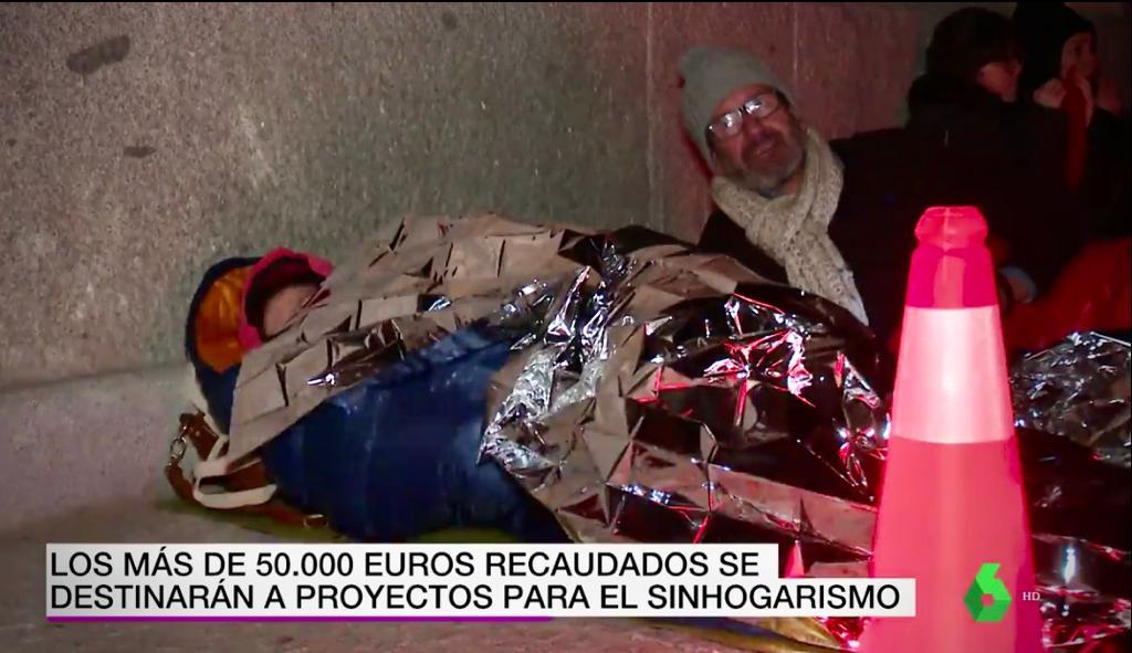 Julio de la Iglesia en Antena 3 Noticias