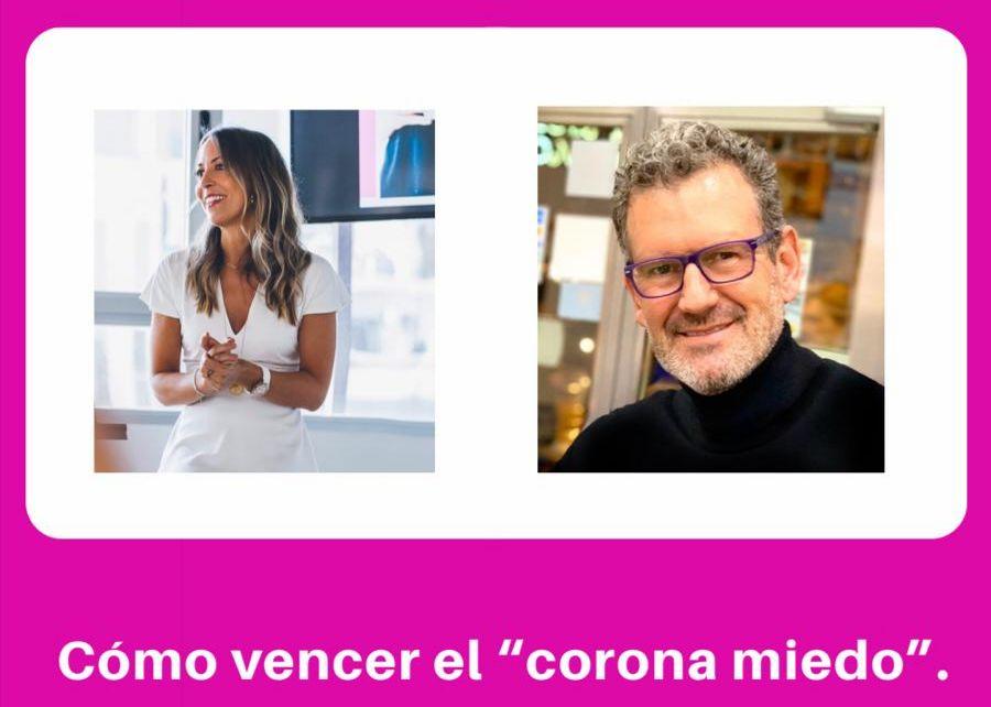 Cristina Núñez entrevistó a Julio de la Iglesia a través de Instagram TV