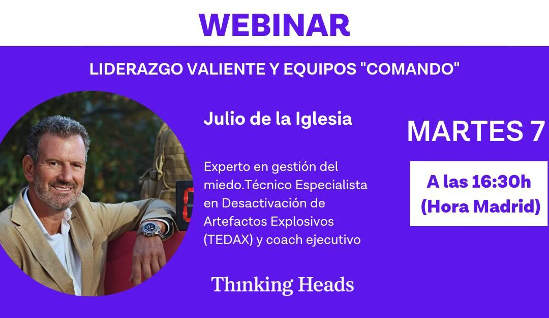 Julio de la Iglesia en Thinking Heads y ClickRadio TV