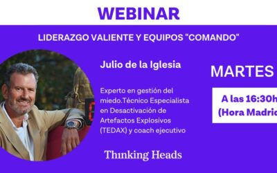 Julio de la Iglesia en Thinking Heads y ClickRadio TV