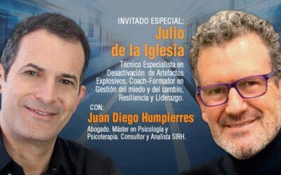 Juan Diego Humpierres entrevista a Julio de la Iglesia en Instagram