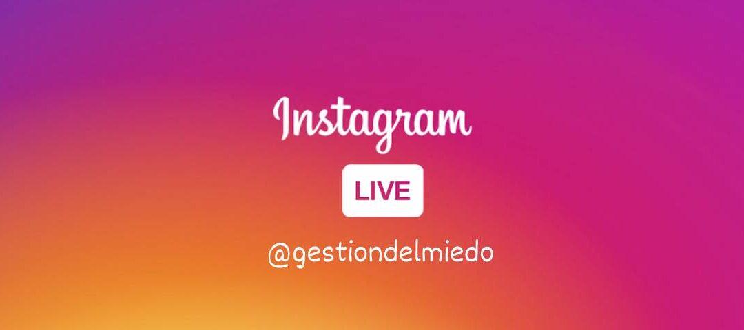 Julio de la Iglesia y Nacho Villoch charlan en directo en Instagram
