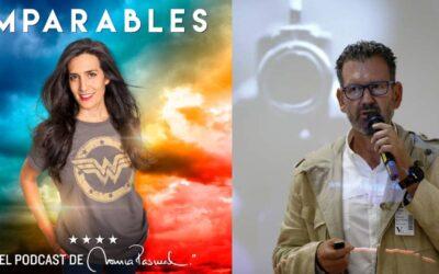 Mónica Pascual entrevista a Julio de la Iglesia en su podcast 'Imparables'
