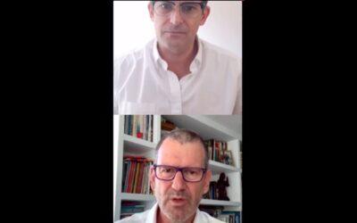Entrevista de Juan Diego Humpierres a Julio de la Iglesia