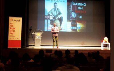 Julio de la Iglesia, ponente en 'Conferències per a l'èxit' de Ocupa't Vila-real