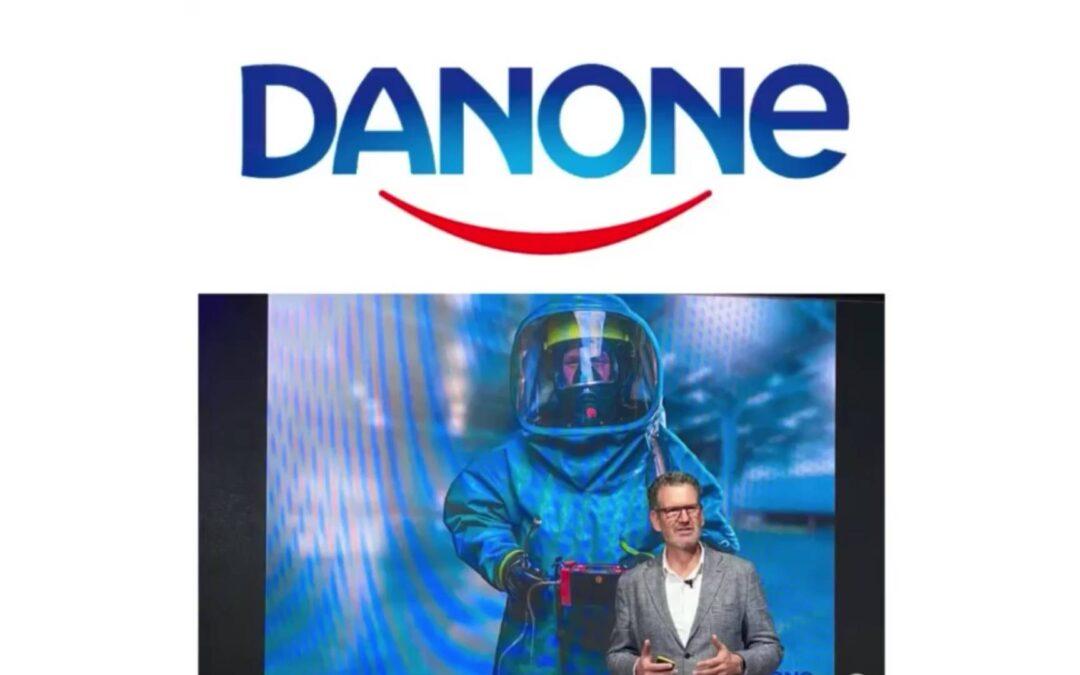 Ponencia de Julio de la Iglesia para los empleados de Danone España