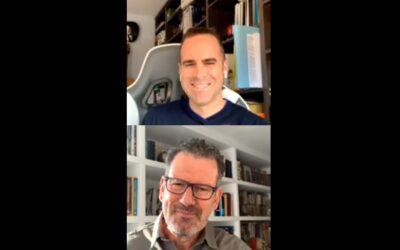 Josue Gadea y Julio de la Iglesia hablan del miedo y las ventas en Instagram TV