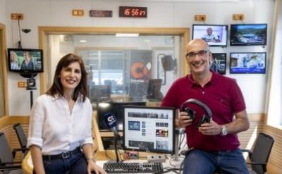 Entrevista a Julio de la Iglesia en 'Tarde o temprano', de Canarias Radio