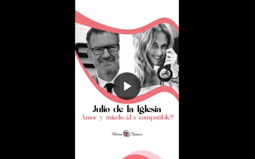 Patricia Navarro entrevista a Julio de la Iglesia en IG Live