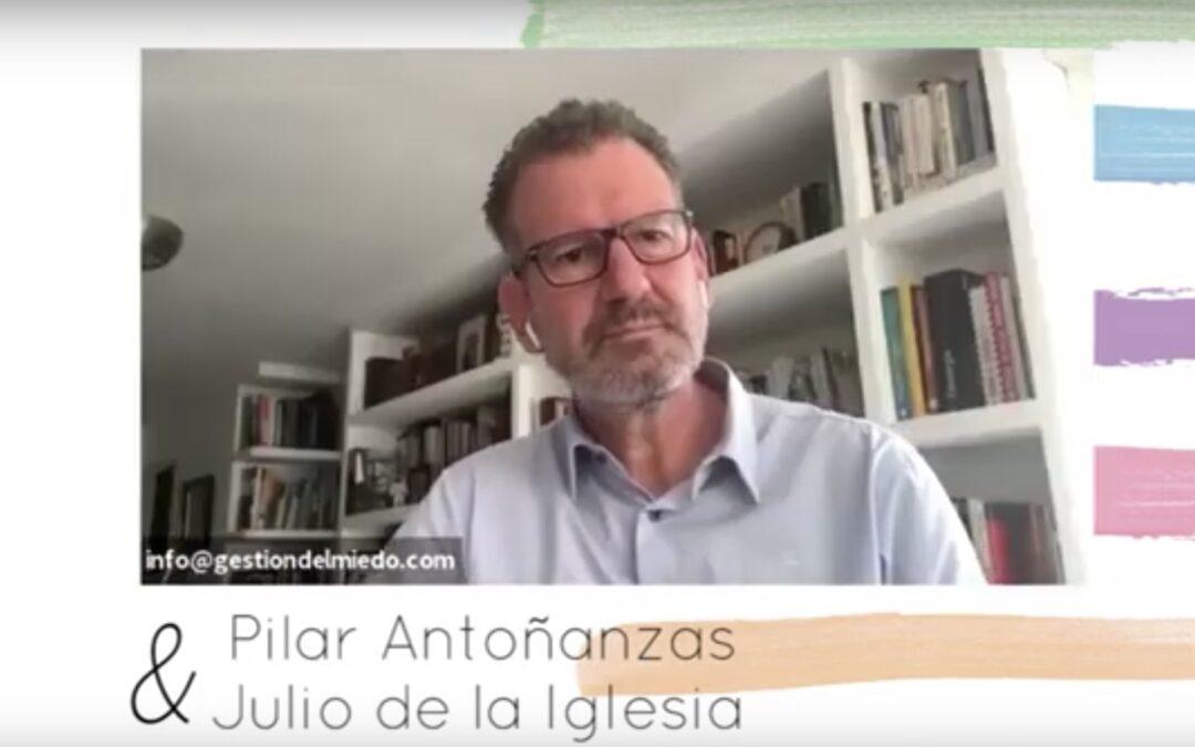 Cómo recuperar una sensación de poder: Pilar Antoñanzas entrevista a Julio de la Iglesia