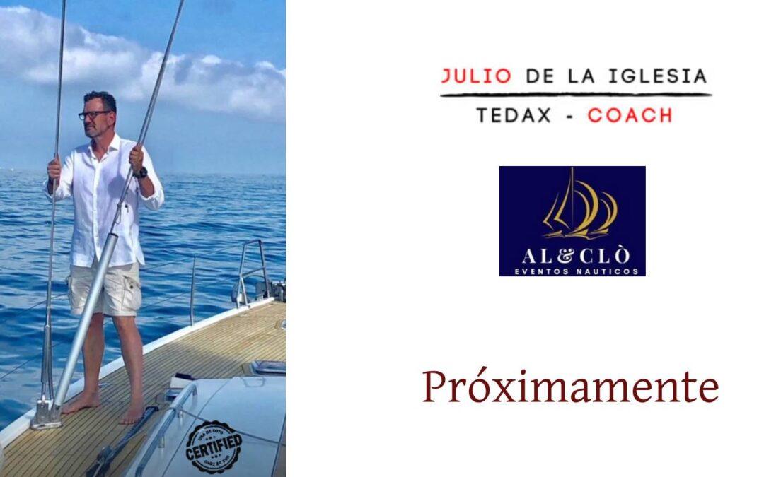 Julio de la Iglesia y Al&Clo: coaching a bordo de un velero