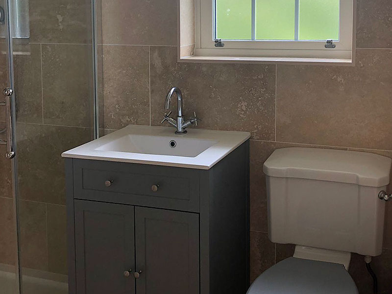 Farmhouse bathroom fitting, Braintree