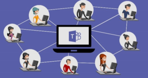 Microsoft Teams Connected