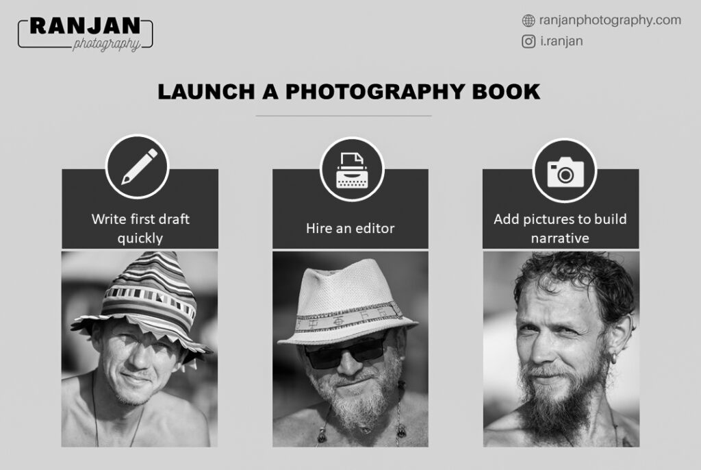 Launch a Photography Book