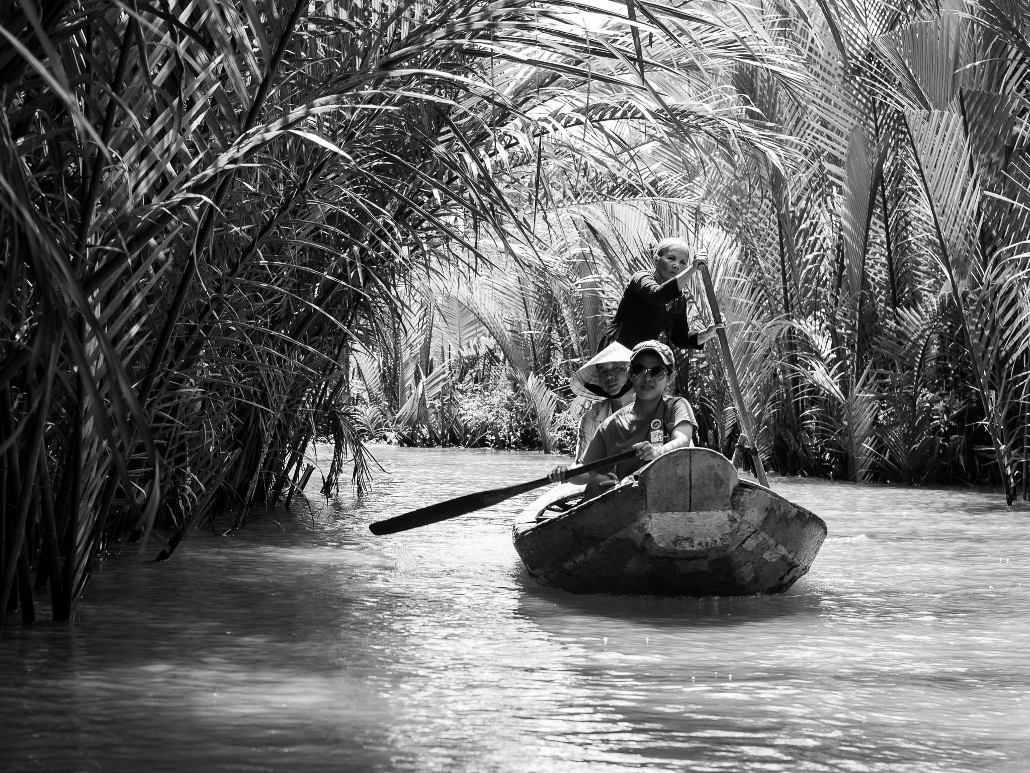 Vietnam Rural Street Photography