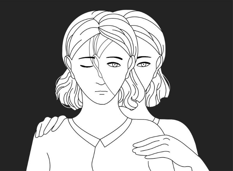 Sådan slap Matilde skyldfølelsen over sin fars død