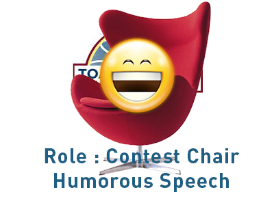 Role Chair Humorous Speech