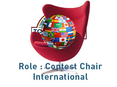 Role Chair International Speech