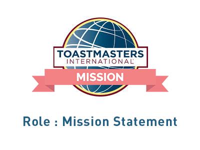 Role Mission Statement