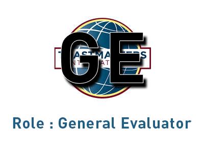Role General Evaluator