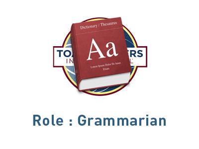Role Grammarian