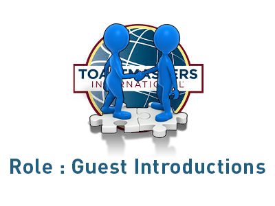 Role Guest Introductions