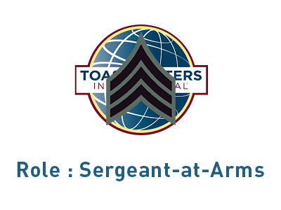 Role Sergeant-At-Arms