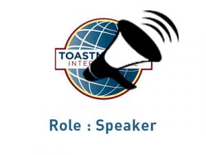 Role Speaker