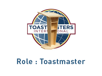Role Toastmaster