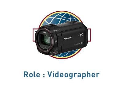 Role Videographer