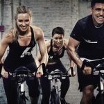 Les-Mills-spin-cycling-at-Thrive-Gym