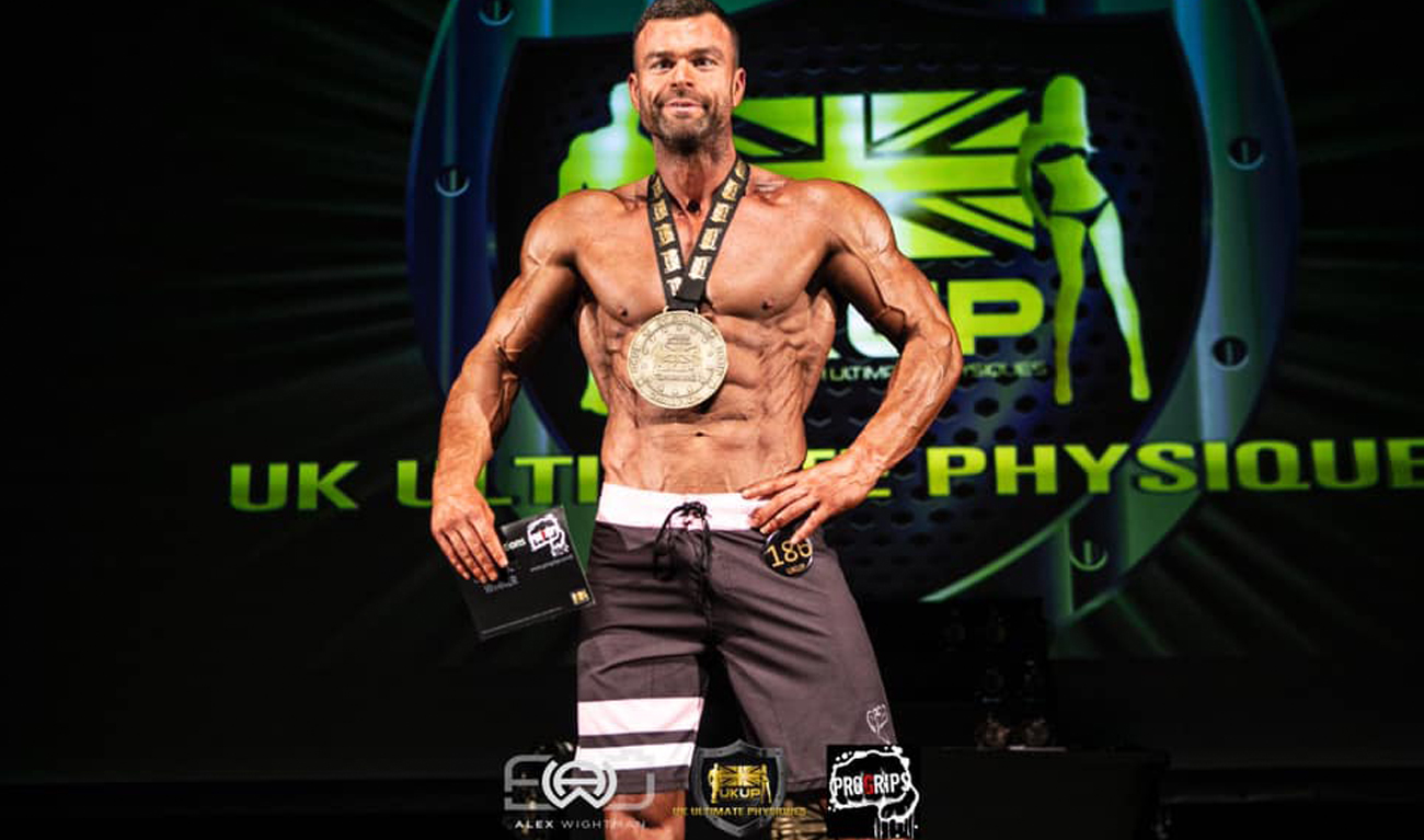 Thrive-Gym-manager-Paul-Dickinson-was-crowned-Ultimate-Physique-Over-40-and-Overall-Midlands-Champion