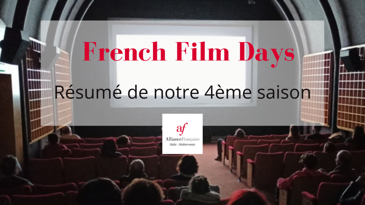 French Film days 4saison