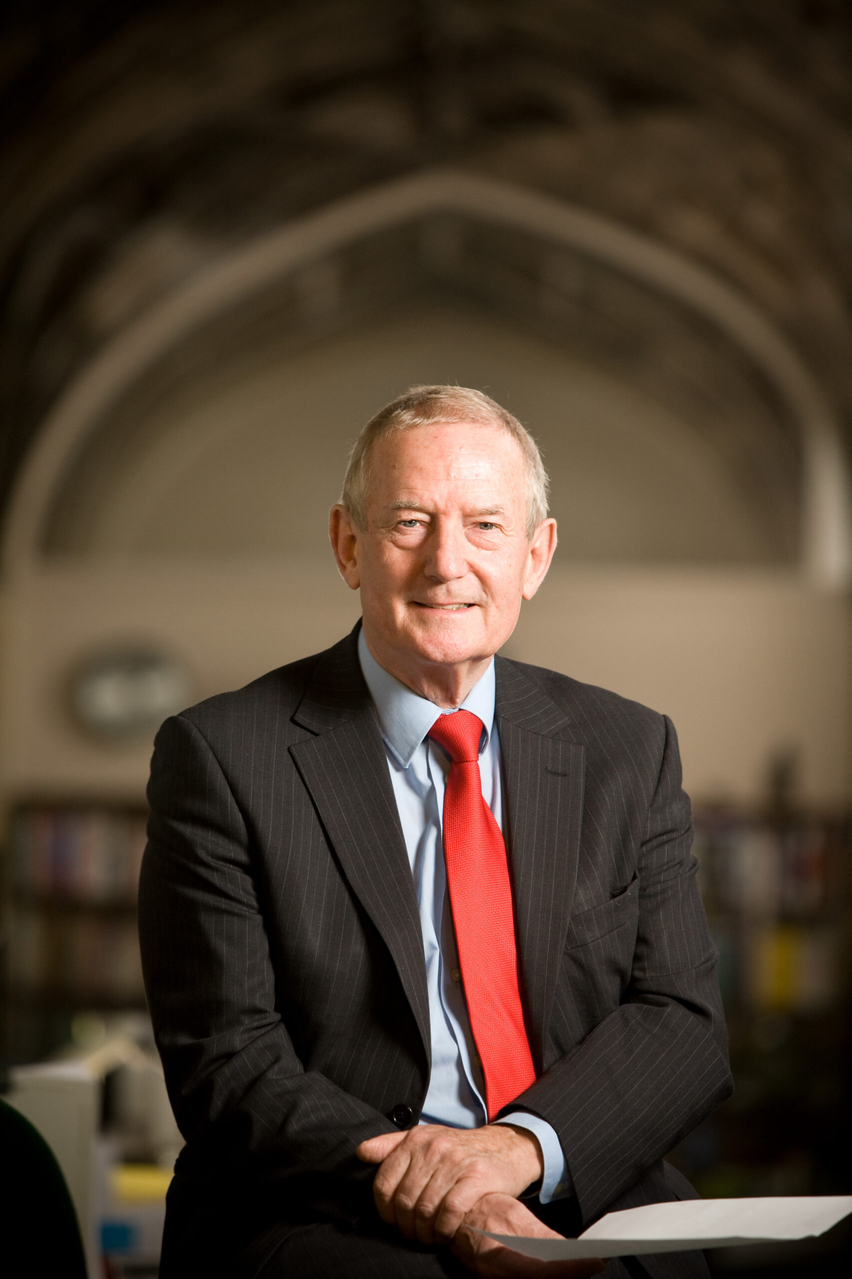 <strong>Barry Sheerman MP, Labour and Co-operative Member of Parliament for Huddersfield</strong>