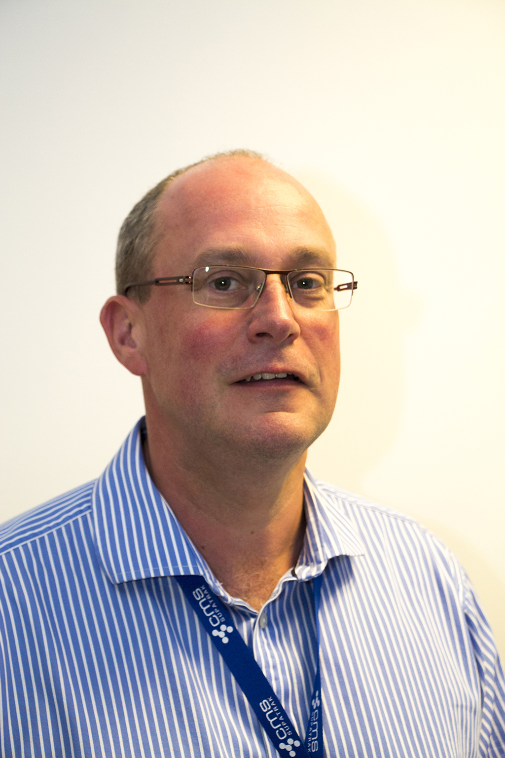 <strong>Jason Airey, Managing Director at CMS SupaTrak</strong>