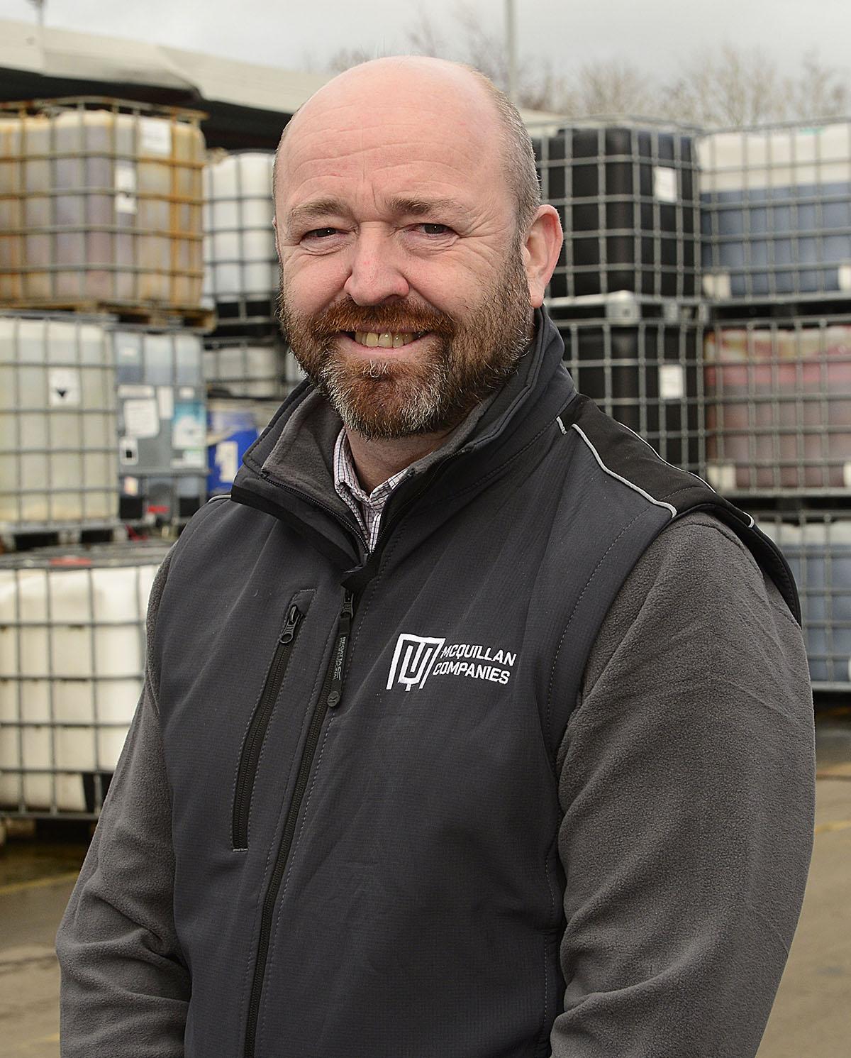 <strong><strong><strong>Neil McCauley MCIWM, Chair – Northern Ireland CIWM Centre Council</strong></strong></strong>
