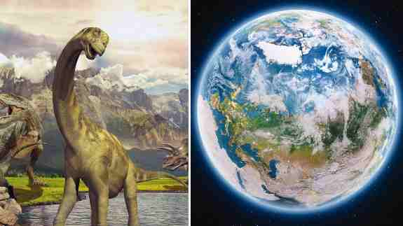 New map let you track you town or city back in 750 million years ago